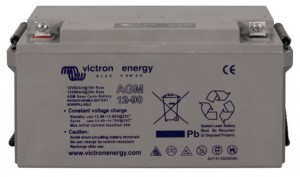 Victron AGM and Gel Batteries