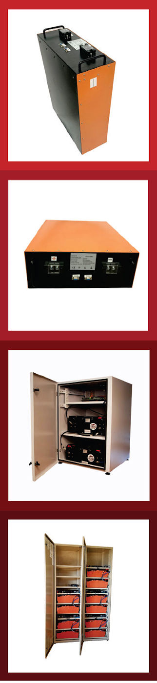 Revov 2nd LiFe 51.2 V Battery